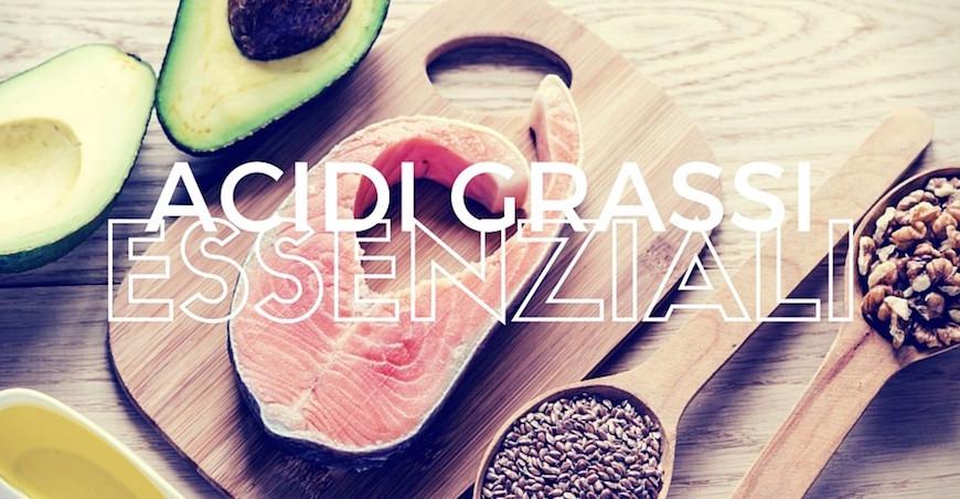 alimentazione salutare acidi grassi essenziali fit for lady