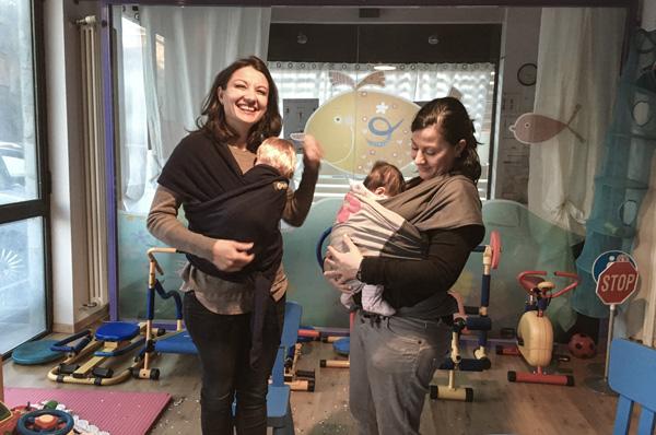 gravidanza e maternità Fit for Lady parma