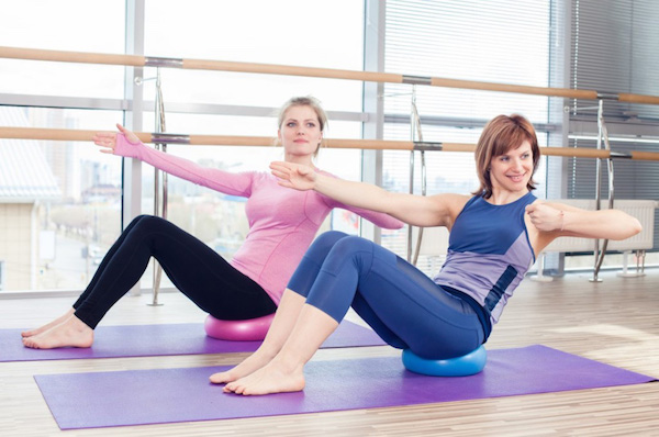 corsi di Pilates della Palestra Fit for Lady