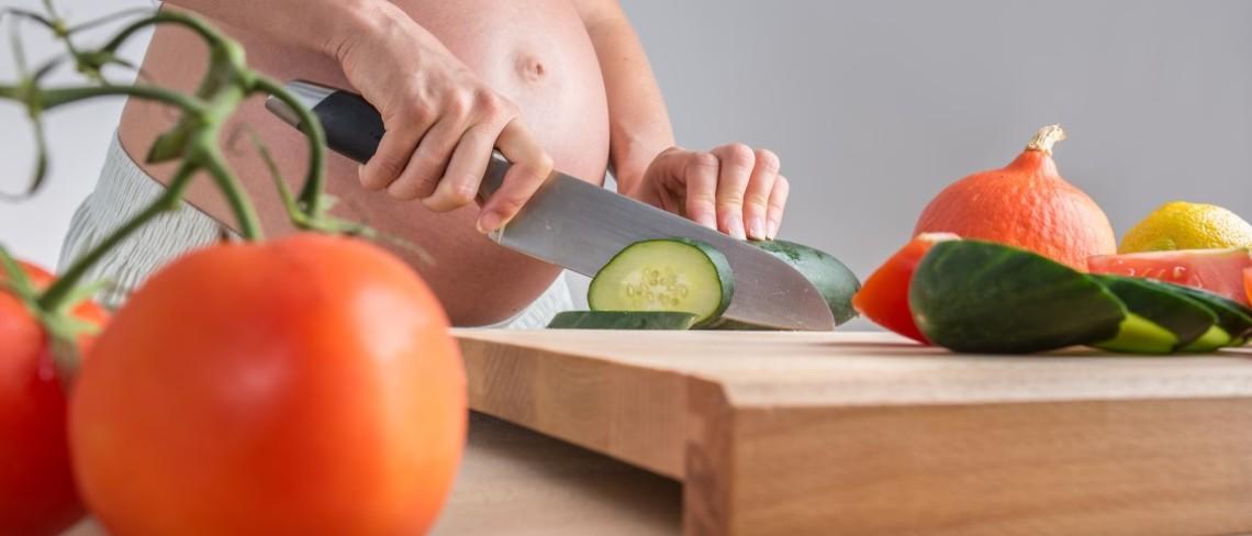 alimentazione in gravidanza parma